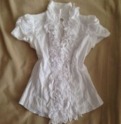 Μπλούζα Λευκό