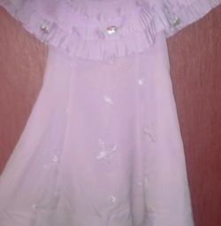 Dress ? for 4-7 years lilac color