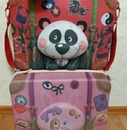 Çocuk sırt çantaları, evrak çantaları