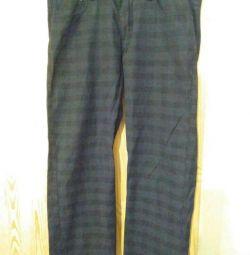 Pants for men Turkey r. 48