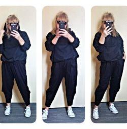 48-52 anorak rüzgarlık serin pantolon ayarlayın