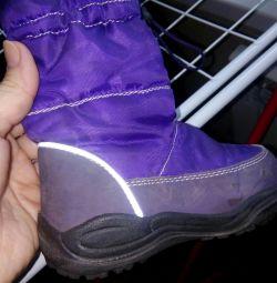 Дет, чобітки