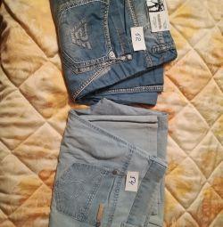 Jeans în trei dimensiuni