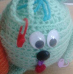 Iepurasul tricotat