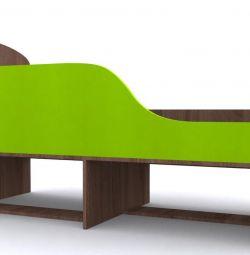 Κρεβάτι για παιδί από 3 ετών χωρίς συρτάρια