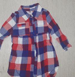 Dress shirt 86 p.