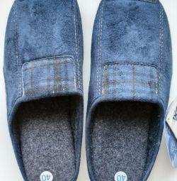 40 Papuci de bărbați AXA Man, Italia