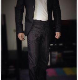 Men's suit (trousers jacket) Sasch