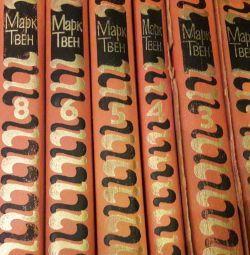 Colecția de cărți de Mark Twain