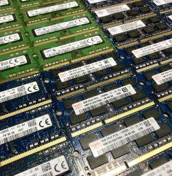 DDR3L So-Dimm 4Gb Hynix / SAMSUNG / Nania