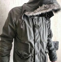 The jacket is original.
