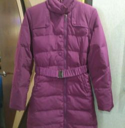 Winter down jackets, 44 and 46 sizes