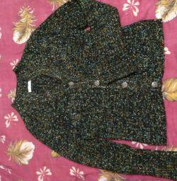 Jacket cardigan femei butoane 42-44 dimensiune