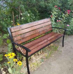 Garden bench (frame)