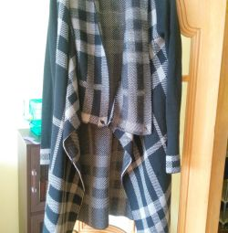 Selling a new cardigan p 44- 46