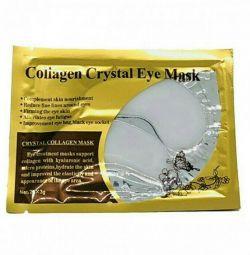 Kollajen Kristal Göz Yamaları