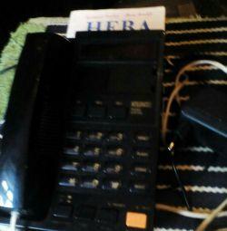 ID apelant telefonic, multifuncțional, cu cifră mare