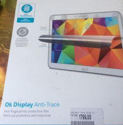 Захисна плeнка Samsung Галаксі Tab 4 10.1