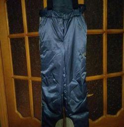 Spor sıcak pantolon