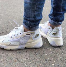 Nike Zoom2k White