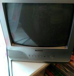 TV pentru piese.