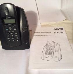 ασύρματο τηλέφωνο Sanyo CLT-D10U