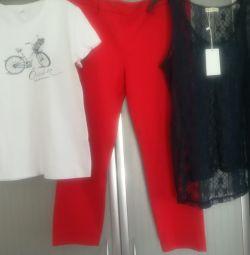 Новые брюки р. 48-50