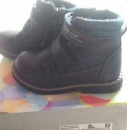 Boots for the boy demisezon