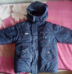 Winter jacket for 3-4 years
