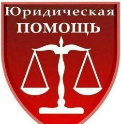 Υπηρεσίες δικηγόρου και δικηγόρου.