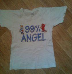 Tişörtler (4-5 yaş)