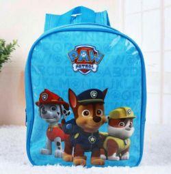 Backpack Paw Patrol