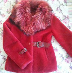 Kürk ceket İtalya