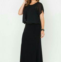 Κομψό φόρεμα 60 μέγεθος