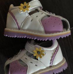 Sandale noi Unichel 19r