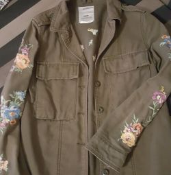 jacket brand Bershka