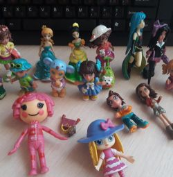 Toys from the collection