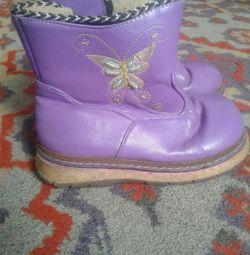 Voi vinde cizme primavara-toamna