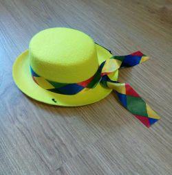 Καπέλο για το μωρό 1-2 χρόνια
