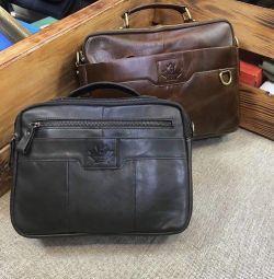 Мужская сумка планшет Находка