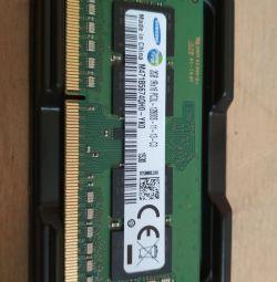 RAM de 2 GB pentru un laptop. schimb