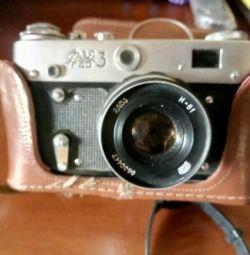 Camera of ussr