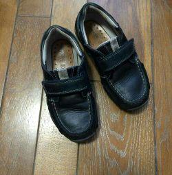 Geox mokasen ayakkabı