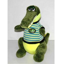 Soft jucărie nouă crocodilă