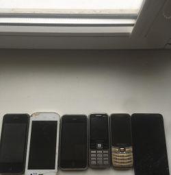 Set of phones wholesale