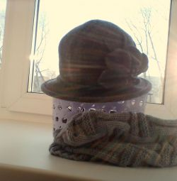 Hat wool in exl comp as a gift snud call