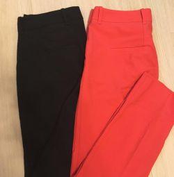 Pantaloni pentru femei Zara