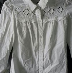 Blouse to school r. 140