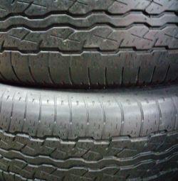 225/65 R17 Bridgestone düet çifti