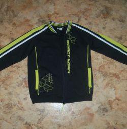 Sports jacket warm